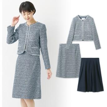 3点セットセレモニースーツ【ジャケット+2スカート】