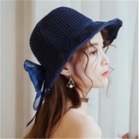 帽子 ハット レディース 紫外線対策 通勤 飛ばな つば広 視界クリア帽子 日焼け防止 折りたたみ UVカット つば広 お出かけ 日よけ