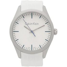 カルバンクライン 時計 CALVIN KLEIN K5E51F. K6 カラーシリーズ CK レディース/メンズ 腕時計 ウォッチ ホワイト/ブルー 【お取り寄せ商品】