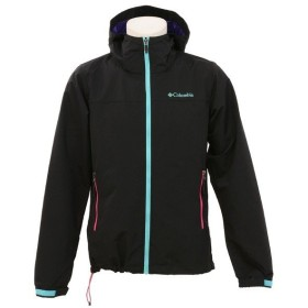 (セール)Columbia(コロンビア)トレッキング アウトドア 薄手ジャケット ヴィザヴォナパスジャケット PM3678-010 メンズ BLACK