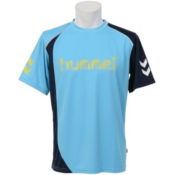 (セール)hummel(ヒュンメル)その他競技 体育器具 ハンドボール ハンドボールTシャツ HAY2070H_67 Lブルー