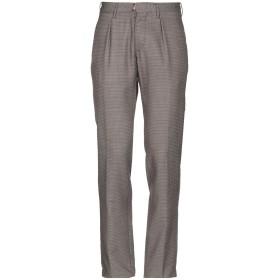 《セール開催中》INCOTEX メンズ パンツ ダークブラウン 31 バージンウール 55% / コットン 45%