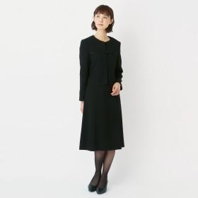 ブラックフォーマルスーツ2点セット【喪服・礼服】【7~15AR】