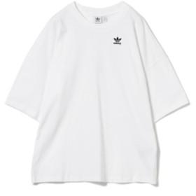 adidas / ドロップショルダーT レディース Tシャツ WHITE S