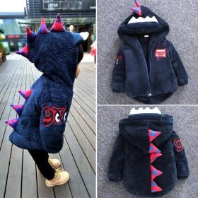 大人気 子供服 可愛い 恐竜 ベビー服 韓国ファッション 出産祝い 赤ちゃん 子供服 着ぐるみ超もこもこ うさみみパーカー くま