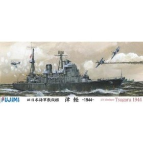 フジミ模型(FUJIMI) 1/700 特27 日本海軍敷設艦 津軽 後期型 1944年