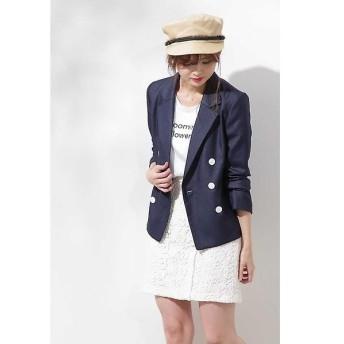 PROPORTION BODY DRESSING / プロポーションボディドレッシング  ◆リネンライクジャケット