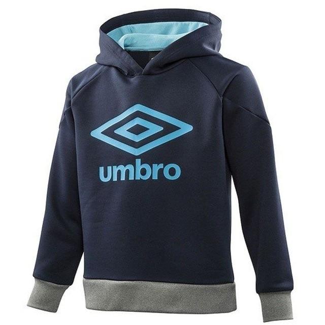 (セール)UMBRO(アンブロ)ジュニアスポーツウェア スウェット Jr. グラフィックロゴスウェットFDDトップ UCA3748J NVY ボーイズ NVY