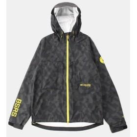 (セール)(送料無料)Columbia(コロンビア)トレッキング アウトドア 薄手ジャケット エジソンパス2ジャケット PM5555-010 メンズ BLACK