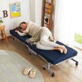 コンパクト折り畳みベッド