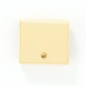 レザー2つ折り財布