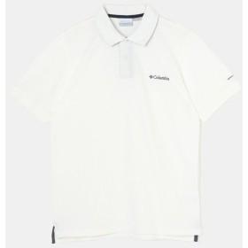 (セール)Columbia(コロンビア)トレッキング アウトドア 半袖Tシャツ ポストヘイツポロ PM4461-125 メンズ SEASALT