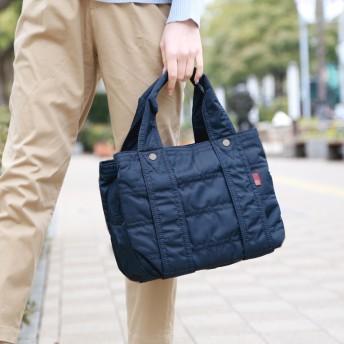 【撥水・軽量】コンパクトに収納できるミディアムナイロントートバッグ
