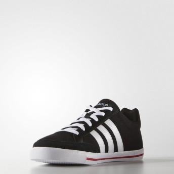 (セール)adidas(アディダス)シューズ カジュアル D SUMMER GJW34 F99213 メンズ コアブラック/ランニングホワイト/パワーレッド