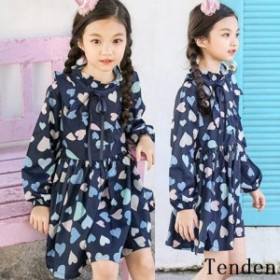 c4eb20dc4824f 韓国子供服 秋物新作 女の子 ファッション襟のデザイン 入学式 ワンピース 発表会 シンプル