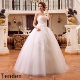 特価 激安 安い 編み上げ 花嫁ドレス ウエディングドレス レース ベアトップ 刺繍 ウェディングドレス ビスチェ ロングドレス 二次会 二
