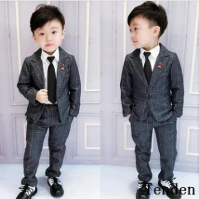 0afdbc85b0f23 子供服 男 キッズ 男の子 結婚式 入学式 ジュニア 入園式 写真撮影 セットアップ 卒