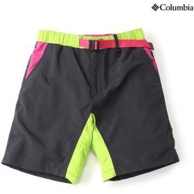 (セール)Columbia(コロンビア)トレッキング アウトドア ハーフパンツ REAP THE REWARD PM4847-011 メンズ 011