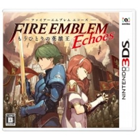 Game Soft (Nintendo 3DS)/ファイアーエムブレム Echoes もうひとりの英雄王 通常
