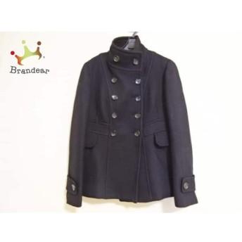 マカフィ MACPHEE コート サイズ38 M レディース 黒 冬物 値下げ 20190603【人気】
