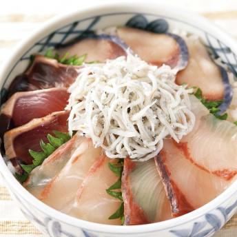 【おとりよせ】 大分「豊の国」海鮮丼料理セット