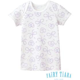 ワコール フェアリーティアラ[FAiRY TiARA] 【ベビー】80-90サイズ(2歳未満のお子様向け) 女児トップ(半袖) PU