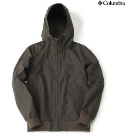 (セール)(送料無料)Columbia(コロンビア)トレッキング アウトドア 薄手ジャケット BARTON BLUFF HO PM3905-383 メンズ 383