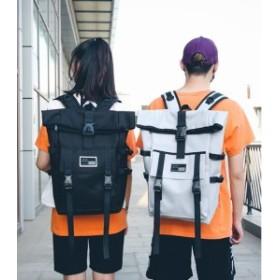 大人気 韓国ファッション/大容量トートバッグ  旅行 バッグ カップル バッグ 高校生 通学 リュックサック 旅行に便利 QLB18081708