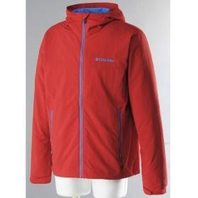 (セール)Columbia(コロンビア)トレッキング アウトドア 薄手ジャケット CHELM JACKET PM3131-610 メンズ INTENSE RED