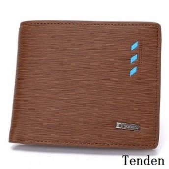 二つ折り 2つ折り 財布 札入れ 使いやすい 誕生日 カードポケット box型 メンズ メンズ財布 彼氏 カード サイフ 二つ折り財布 さいふ BO