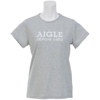 (セール)トレッキング アウトドア 半袖Tシャツ TEE LOGO BIS ZTF002C レディース 104