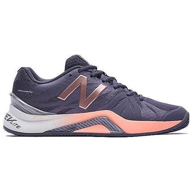 d9d5b78cc7003 セール)New Balance(ニューバランス)レディーステニスシューズ WC1296S2D WC1296S2D レディース PURPLE/