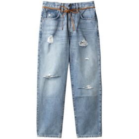 SALE 【44%OFF】 Levi's リーバイス Levi's(R) Made & Crafted BARRELジーンズ ミディアムインディゴ