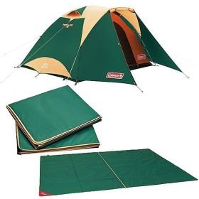 キャンプ用品 ファミリーテント タフドーム/3025 スタートパッケージ グリーン COLEMAN (コールマン) 2000027279.