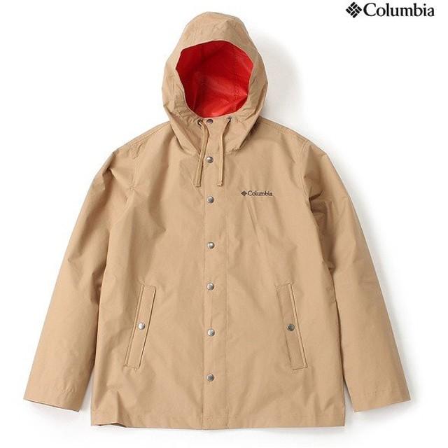 (セール)Columbia(コロンビア)トレッキング アウトドア 薄手ジャケット ビービロードジャケット PM5480-243 メンズ CROUTON