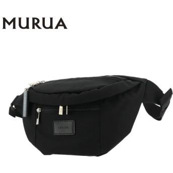 ムルーア ウエストポーチ コーデュラ レディース MR-B711 MURUA | ウエストバッグ [PO5]
