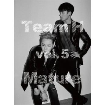 【CD】初回限定盤 TEAM H / Mature 【初回生産限定盤】(CD+DVD) 送料無料