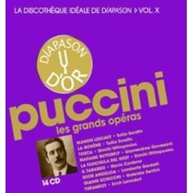 【CD輸入】 Puccini プッチーニ / オペラ集 マリア・カラス、ジュゼッペ・ディ・ステーファノ、レナータ・テバルディ、カルロ