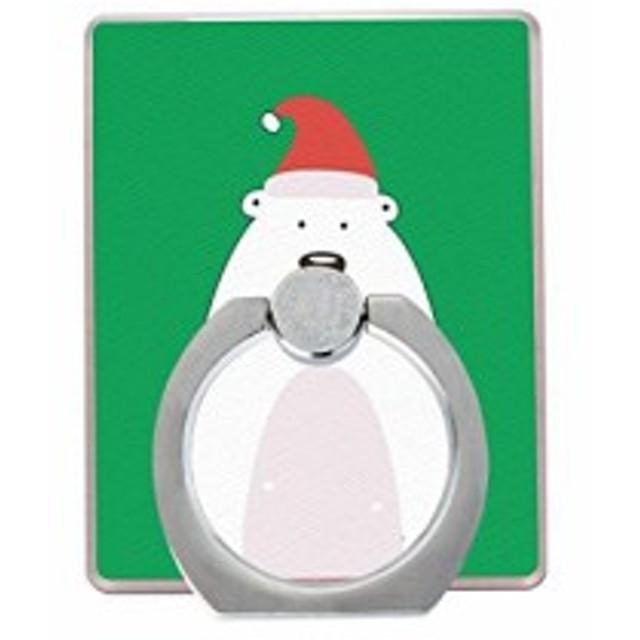 バンカーリング 落下防止 指輪型 ホールドリング スタンド スマホリング iphone8 plus iphone x 全機種対応 クリスマス         ...