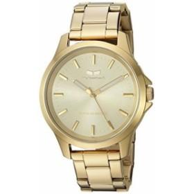 Vestal 家宝 QuartzステンレススチールCasual Watch , Color : gold-toned (モデル: hei3m13)