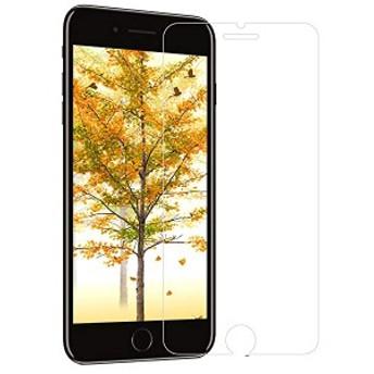 iPhone 8 ガラスフィルム iPhone 8 フィルム 強化ガラス 保護フィルム 2.5D 高透過率 送料無料