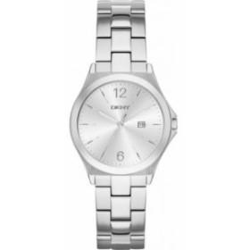 DKNY Womens NY2365 PARSONS Silver Watch