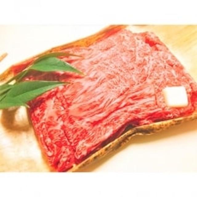黒毛和牛 近江牛 【上霜】 モモ・バラ すきやき用 500g 冷凍 BM08