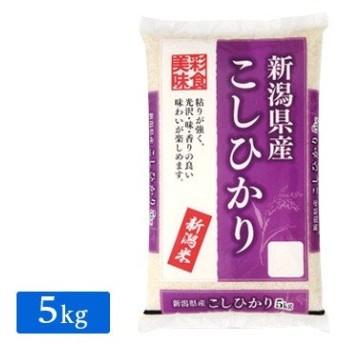 むらせライス ■【精米】平成30年度産 新潟コシヒカリ 5kg 21932