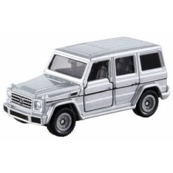 トミカ 35 メルセデスベンツ Gクラス (箱) おもちゃ こども 子供 男の子 ミニカー 車 くるま 3歳~