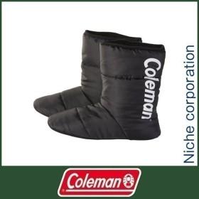 Coleman コールマン アウトドアスリッパ ブラック/M  2000031092 キャンプ用品