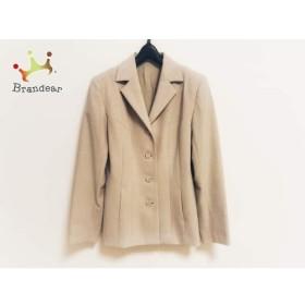 ロイスクレヨン Lois CRAYON ジャケット サイズM レディース 美品 ライトグレー 肩パッド     スペシャル特価 20191015
