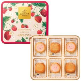 【期間限定】ゴディバ ダブルストロベリークッキーアソートメント18枚入 たまひよSHOP・たまひよの内祝い
