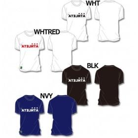 ミラーロゴTシャツ 【ATHLETA|アスレタ】サッカーフットサルウェアーgk-036