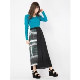 [マルイ]【セール】部分デザインプリーツスカート/セシルマクビー(CECIL McBEE)